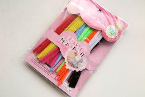 DIY 萬聖節派對糖果小禮物包裝 (14)
