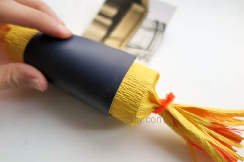 DIY 萬聖節派對糖果小禮物包裝 (18)