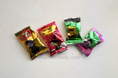 DIY 萬聖節派對糖果小禮物包裝 (8)