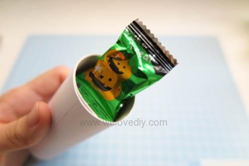 DIY 萬聖節派對糖果小禮物包裝 (9)