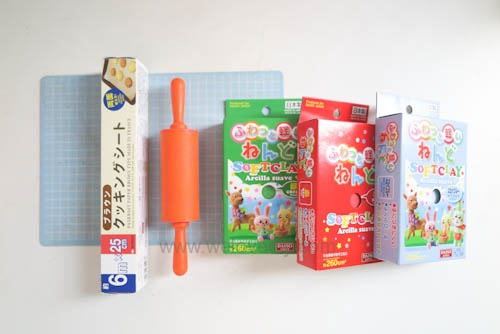 DIY 聖誕節親子大創 DAISO JAPAN 手工黏土掛飾