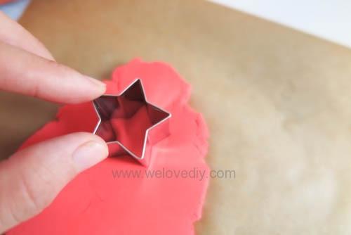 DIY 聖誕節親子手工黏土掛飾 (4)