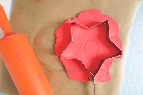 DIY 聖誕節親子手工黏土掛飾 (6)