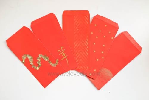 DIY red pockets 紅包設計 (12)