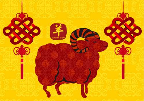DIY 2015 羊年手作小物