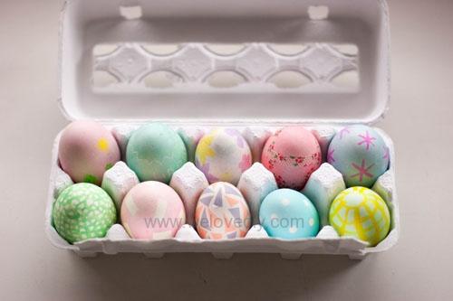 EASTER 復活節彩蛋材料包
