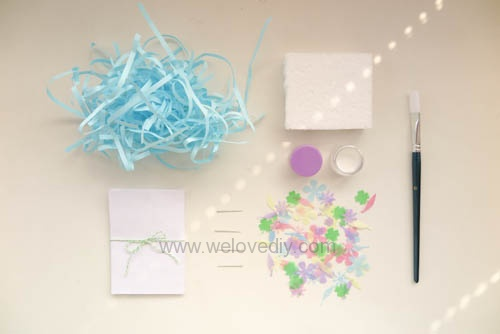 EASTER 復活節蝶谷巴特彩蛋材料包發售 (2)