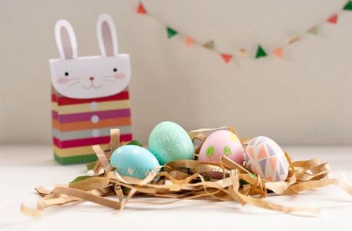 EASTER 復活節親子彩蛋材料包