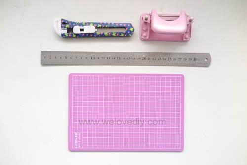 DIY 兒童節簡單親子手作紙風車 (1)