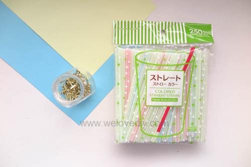 DIY 兒童節簡單親子手作紙風車 (2)