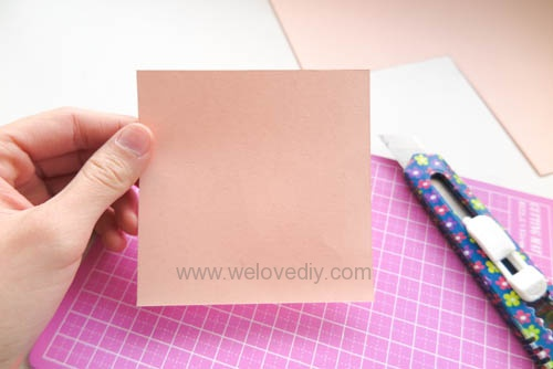 DIY 兒童節簡單親子手作紙風車 (4)