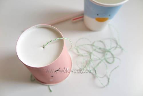 DIY 兒童節紙杯玩具傳聲筒 (11)