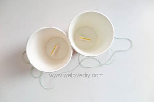DIY 兒童節紙杯玩具傳聲筒 (13)