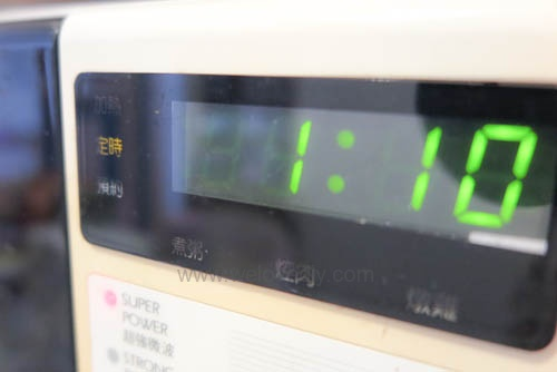 DIY 微波爐 1 分鐘快速押花壓花教學 (7)