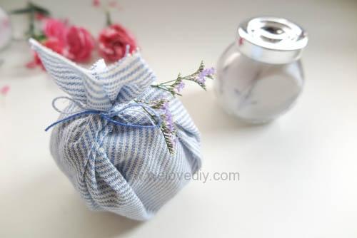 DIY 母親節手作禮物康乃馨花朵手工精油蠟燭 (16)