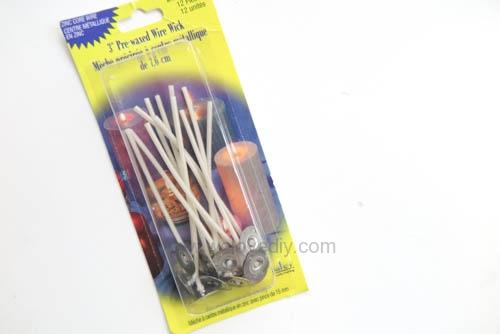 DIY 母親節手作禮物康乃馨花朵手工精油蠟燭 (3)