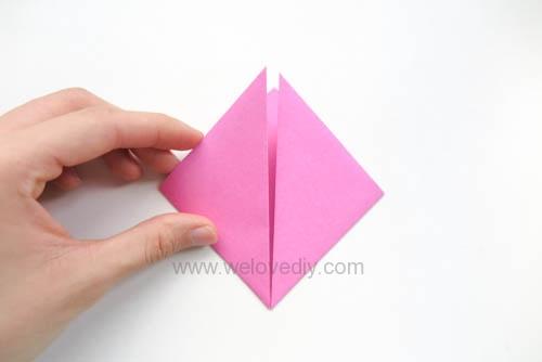 DIY 春天母親節手工紙做雛菊花束花朵 38 婦女節 (3)