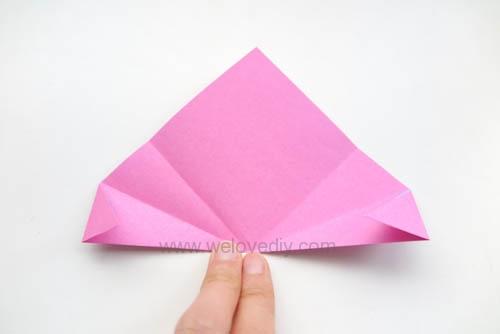 DIY 春天母親節手工紙做雛菊花束花朵 38 婦女節 (7)