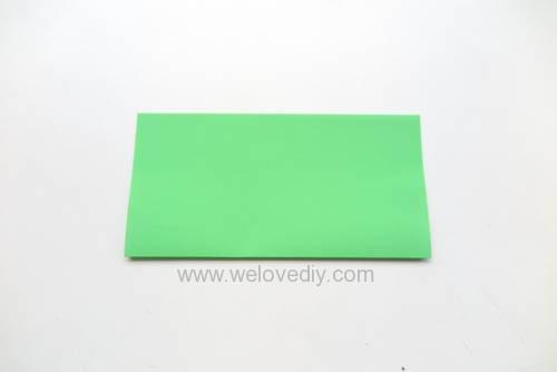 DIY 端午節手作三色摺紙粽子手工吊飾教學 (2)