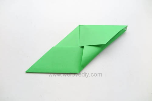 DIY 端午節手作三色摺紙粽子手工吊飾教學 (7)