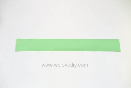 DIY 端午節手作摺紙粽子手工吊飾教學 (2)