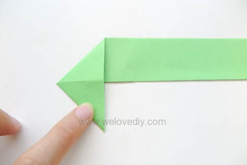 DIY 端午節手作摺紙粽子手工吊飾教學 (5)