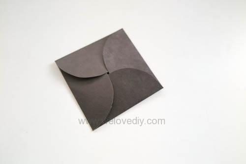 DIY 畢業季學士帽手工立體信封卡片 (6)