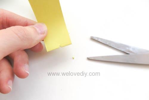 DIY 端午節幾何圖形紙做吊飾 (7)