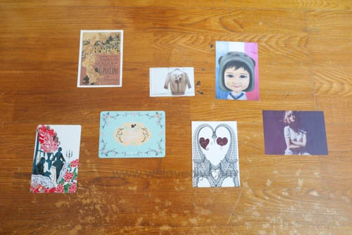 DIY washi tape 日本和紙膠帶 牆壁相片相框 Let's Create 愛藝享台灣創作人 (1)
