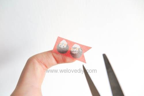DIY washi tape 日本和紙膠帶 牆壁相片相框 Let's Create 愛藝享台灣創作人 (17)