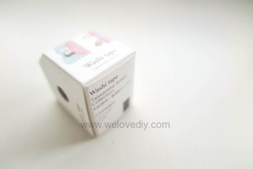 DIY washi tape 日本和紙膠帶 牆壁相片相框 Let's Create 愛藝享台灣創作人 (5)