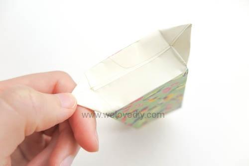 DIY 平面信封變身可愛禮物紙袋 Let's Create 愛藝享紙膠帶 (15)