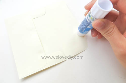 DIY 平面信封變身可愛禮物紙袋 Let's Create 愛藝享紙膠帶 (3)