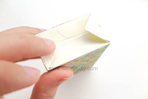 DIY 平面信封變身可愛禮物紙袋 Let's Create 愛藝享紙膠帶 (7)