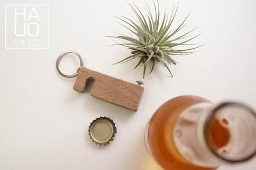 DIY 木作雜貨 小木料多用鑰匙圈 Hao Huo 好貨 (15)