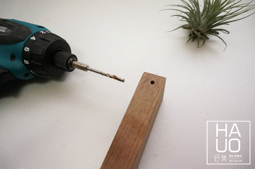 DIY 木作雜貨 小木料多用鑰匙圈 Hao Huo 好貨 (2)