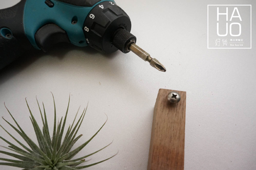 DIY 木作雜貨 小木料多用鑰匙圈 Hao Huo 好貨 (3)
