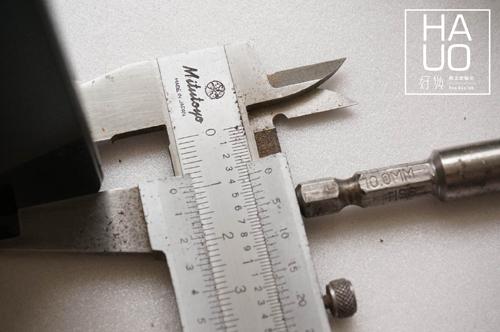 DIY 木作雜貨 小木料多用鑰匙圈 Hao Huo 好貨 (4)