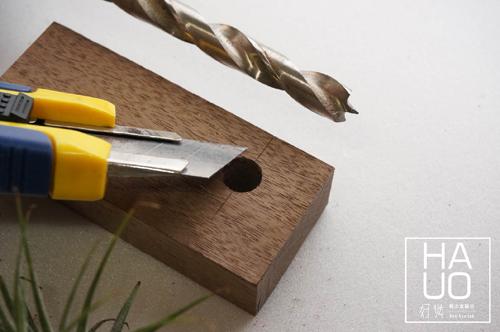 DIY 木作雜貨 小木料多用鑰匙圈 Hao Huo 好貨 (6)