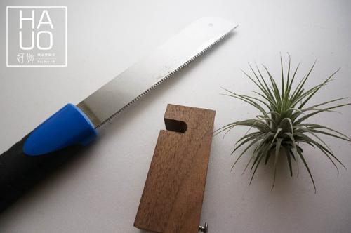 DIY 木作雜貨 小木料多用鑰匙圈 Hao Huo 好貨 (7)