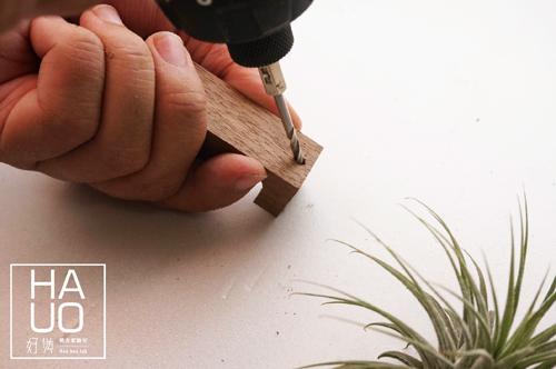 DIY 木作雜貨 小木料多用鑰匙圈 Hao Huo 好貨 (8)