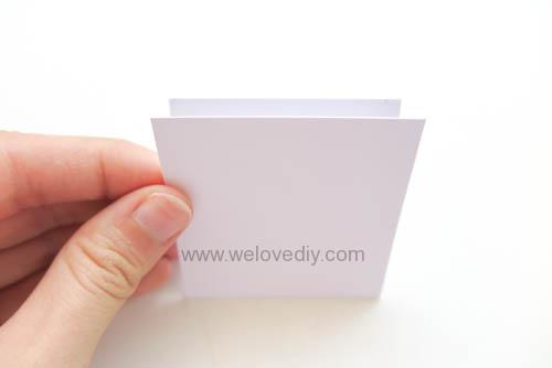 DIY 父親節 襯衫領帶禮物包裝親子手工卡片 (5)