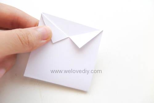 DIY 父親節 襯衫領帶禮物包裝親子手工卡片 (7)