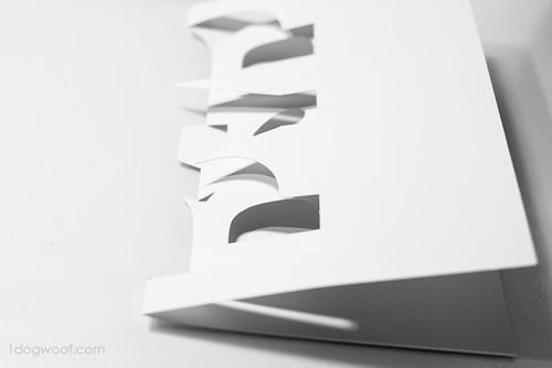 DIY 父親節 3D 立體手工卡片免費檔案下載 (2)