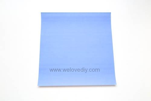 DIY Father's Day 父親節親子手作襯衫摺紙教學 (1)