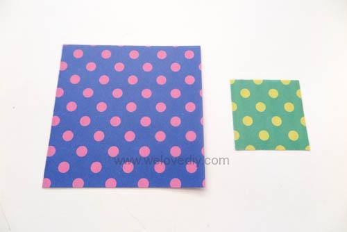 DIY Father's Day 父親節親子手作襯衫領帶摺紙教學 (7)