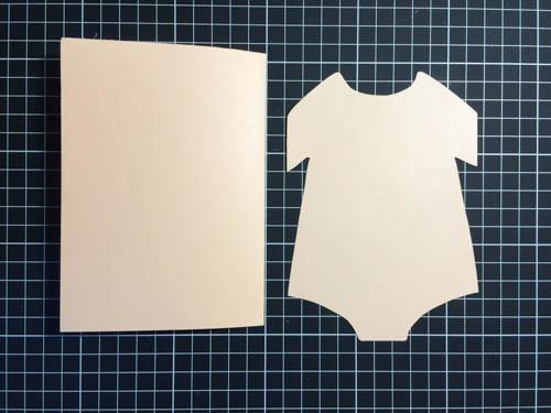 DIY handmade card 小公主風 BABY 手作生日卡片 (1)