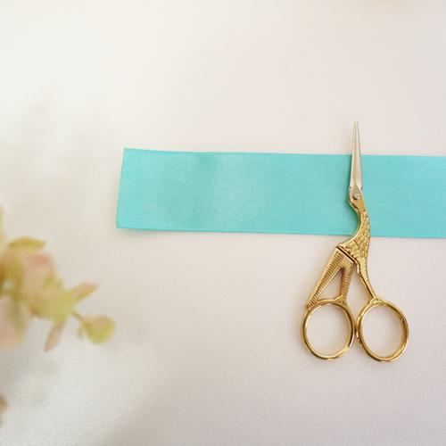 DIY 彌月禮嬰兒頭飾新生兒緞帶頭花 HAO HUO 好貨 (2)