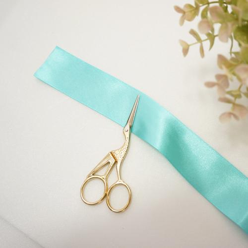 DIY 彌月禮嬰兒頭飾新生兒緞帶頭花 HAO HUO 好貨 (3)