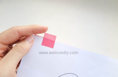 DIY 情人節愛心禮物盒 免費檔案下載 (2)